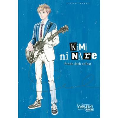 Kimi ni nare - Finde dich selbst Manga