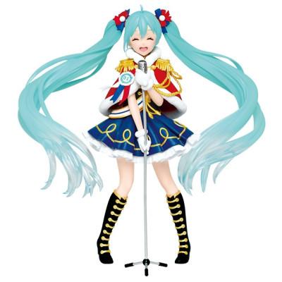 Vocaloid - Hatsune Miku - Winter Live, Taito Online Crane Ver. 18cm Figure