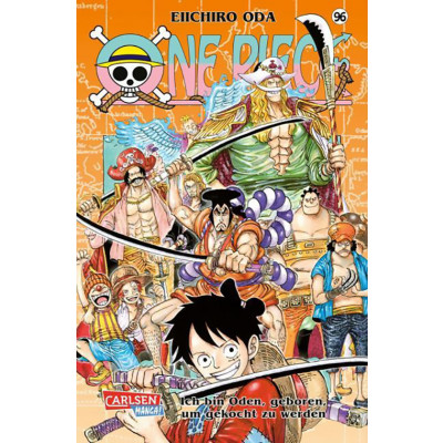 One Piece 96 Manga