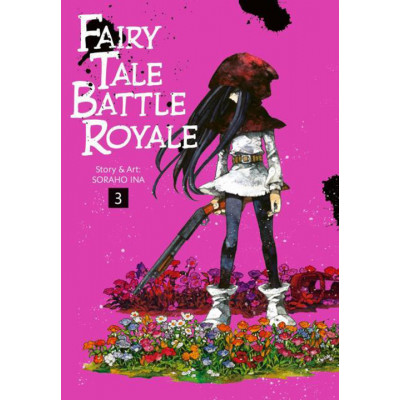 Fairy Tale Battle Royale 3 Manga