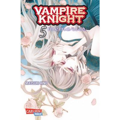 Vampire Knight - Memories 5 Manga