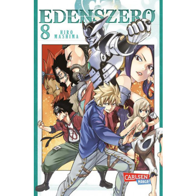Edens Zero 8 Manga