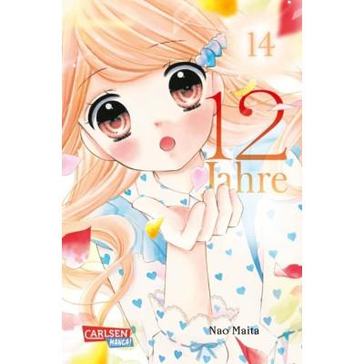 12 Jahre 14 Manga