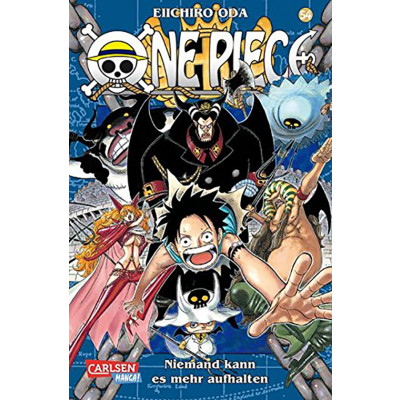 One Piece 54 Manga