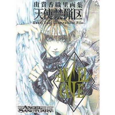 Angel Sanctuary: Angel Cage: Artbook 1