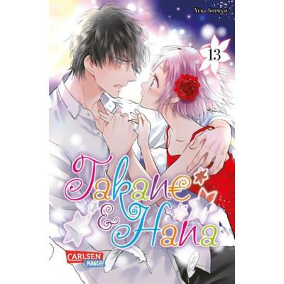 Takane & Hana 13 Manga