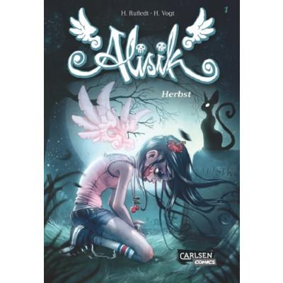 Alisik 1 Manga