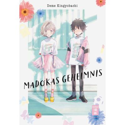 Madokas Geheimnis Manga