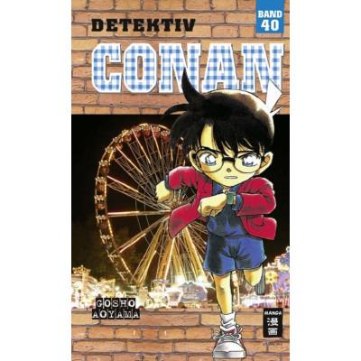 Detektiv Conan 40 Manga