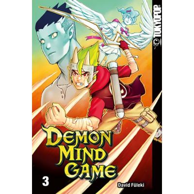 Demon Mind Game 3 Manga