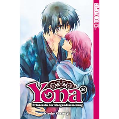 Yona - Prinzessin der Morgendämmerung 30 - Special Edition Manga