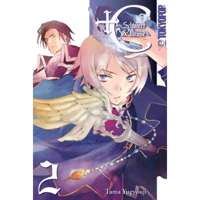 +C - Schwert und Krone 2 Manga