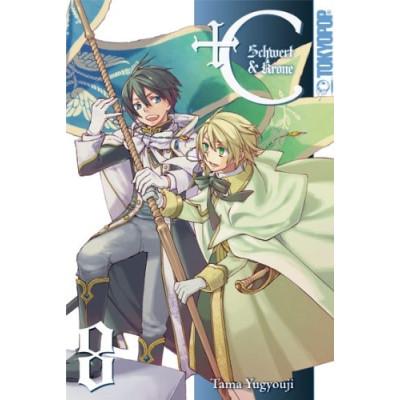 +C - Schwert und Krone 8 + Special Manga