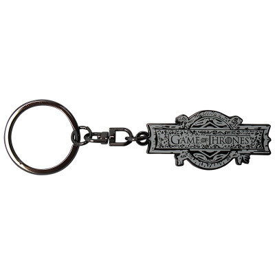 Game of Thrones Opening Logo Keychain