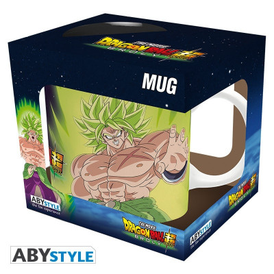 Dragon Ball Broly Broly Goku Vegeta 320 ml Mug