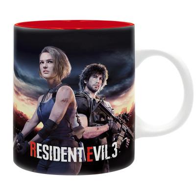 Resident Evil - RE3 Remake - 320ml Tasse