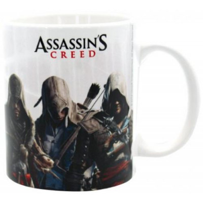 Assassins Creed Group 320ml Tasse