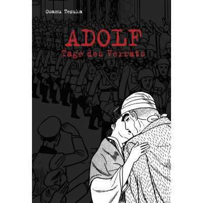 Adolf 3 Manga