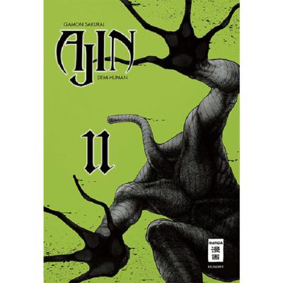 AJIN - Demi-Human 11 Manga