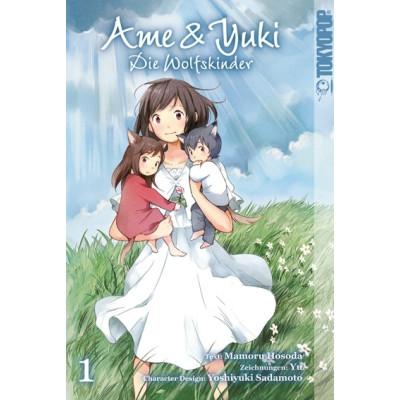 Ame & Yuki - Die Wolfskinder 1 Manga