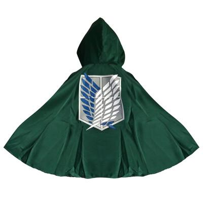 Attack on Titan cape cosplay costume