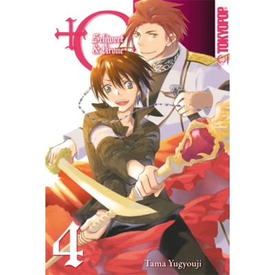 +C - Schwert und Krone 4 Manga