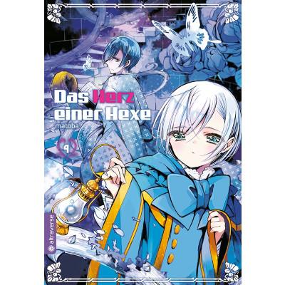 Das Herz einer Hexe 4 Manga