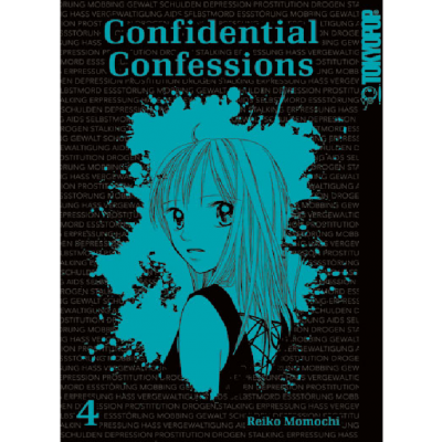 Confidential Confessions, Sammelband 4 Manga