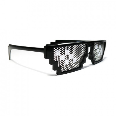 Deal with it! Pixel sunglasses