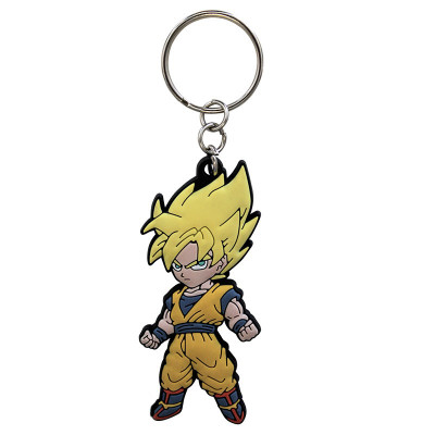 Dragon Ball Z - Super Saiyan Goku - Keychain