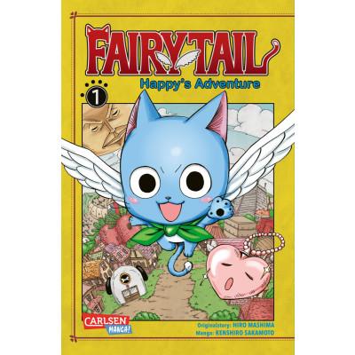 Fairy Tail – Happy's Adventure 1 Manga