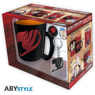 Fairy Tail Natsu & Lucy Gift-Box