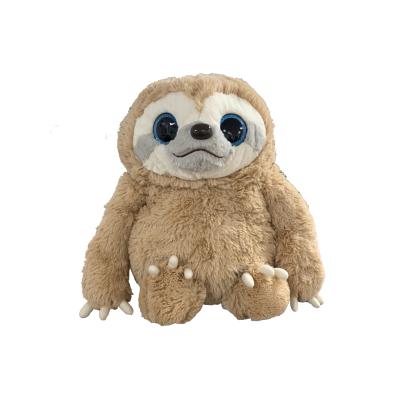 Namakemono Sloth Kirara Eyes sloth brown 39cm