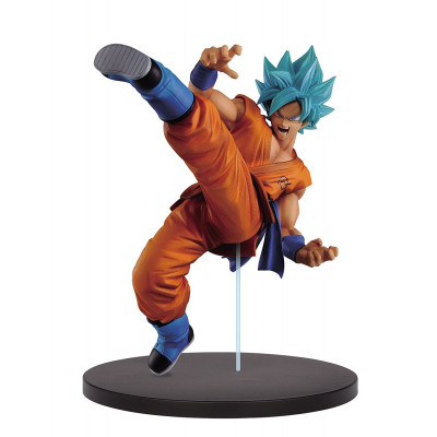 Dragon Ball Super Son Goku Super Saiyan God FES 19cm figure
