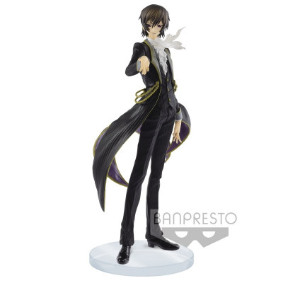 Code Geass Lelouch Lamperouge 22cm figure