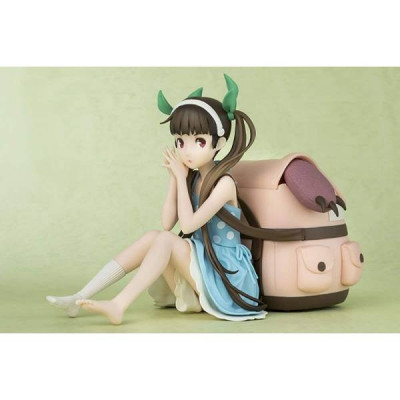Monogatari Series Osuwari Mayoi EXQ 12cm figure