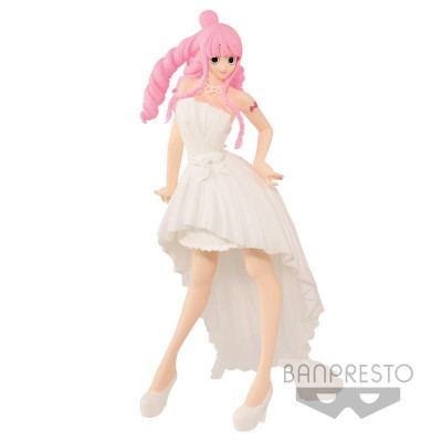 One Piece Perona Lady Edge: Wedding 22cm figure