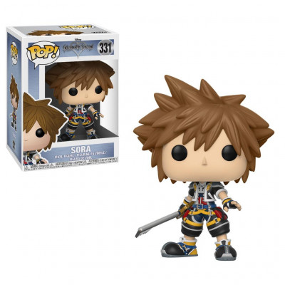 Funko POP! - Kingdom Hearts - Sora - 9cm Vinyl Figure
