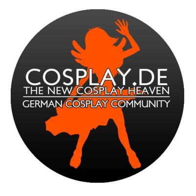 """Cosplay """"Orange"""" button"""