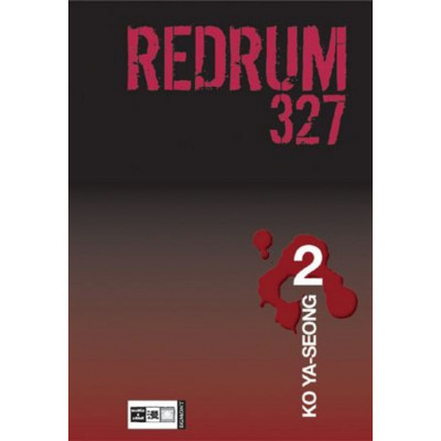 Redrum 327 2 Manga (gebraucht)