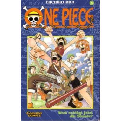 One Piece  5 Manga