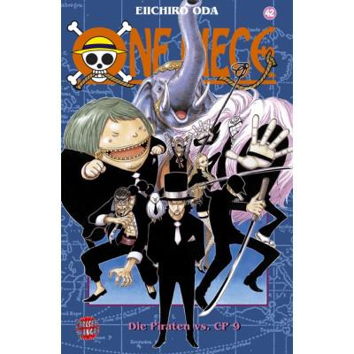 One Piece 42 Manga