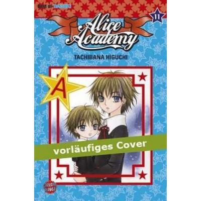 Alice Academy 11 Manga
