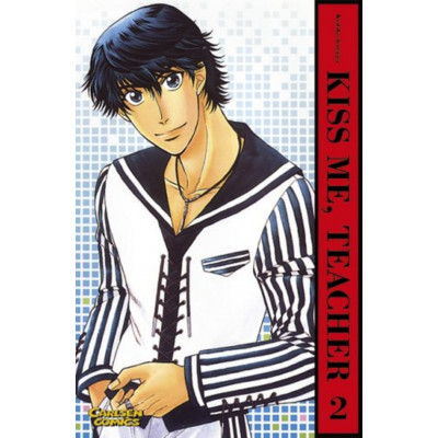 Kiss me Teacher  2 Manga (gebraucht)