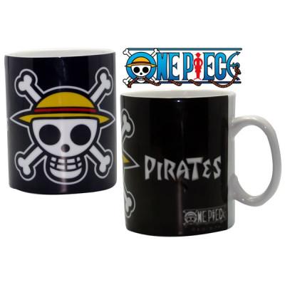 One Piece Luffy's Pirates 460 ml Tasse