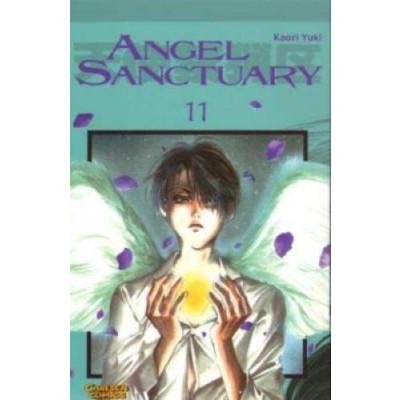 Angel Sanctuary 11 Manga