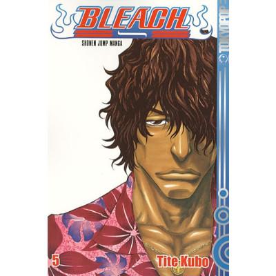 Bleach  5 Manga