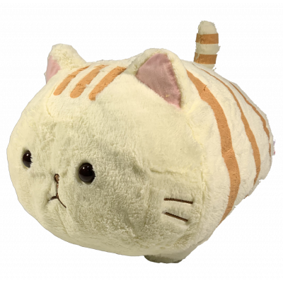 Amuse Marshmallow Cat striped 38cm Plush