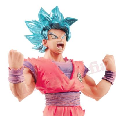 Dragon Ball Super - Blood of Saiyans Super Saiyan God Son Goku Kaiohken 18 cm figure