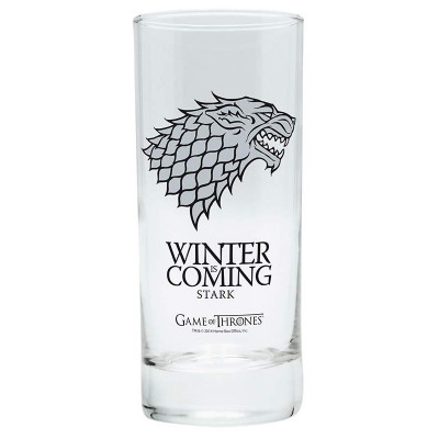 Game of Thrones Stark Glas